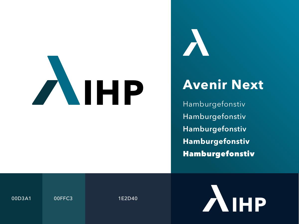 New IHP Logo